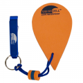SwimCell Key Float Front with keyring