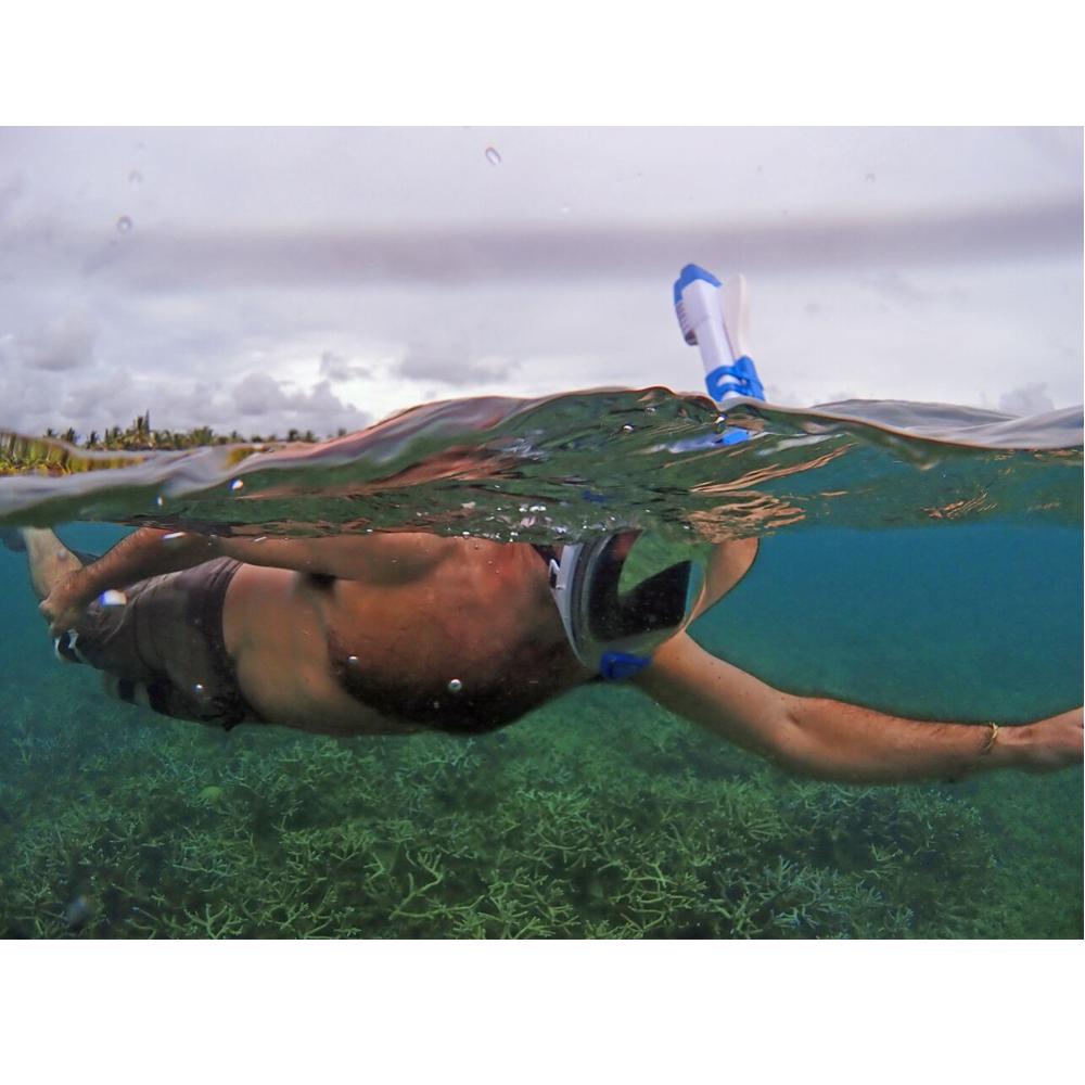 0c3ebb76fb5 Uno full face snorkeling mask by Ocean Reef