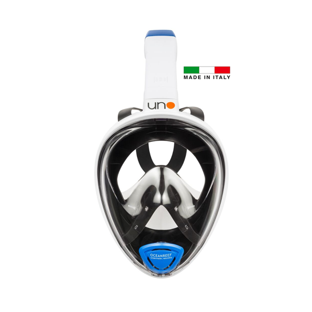 Uno full face snorkeling mask by Ocean Reef