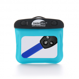 swimcell Blue Key Case with car Key